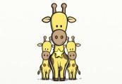 giraffe staff