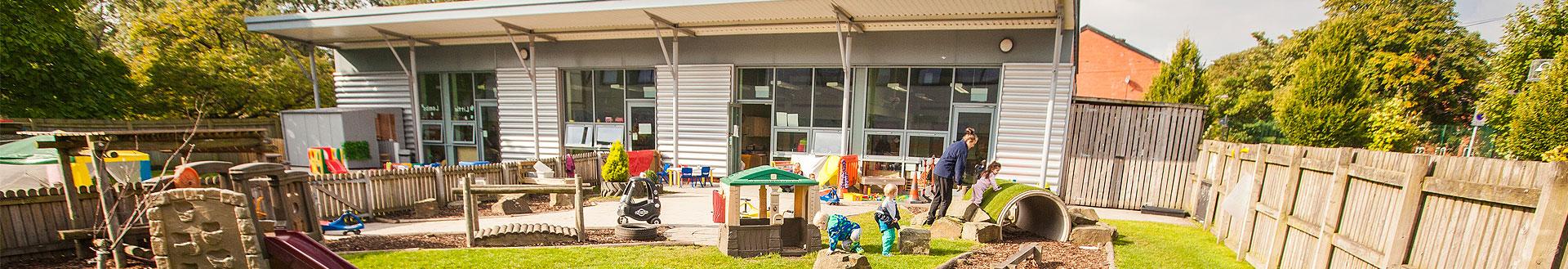 Bury College Nursery