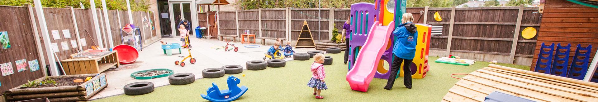 Sandbrook Park Day Nursery