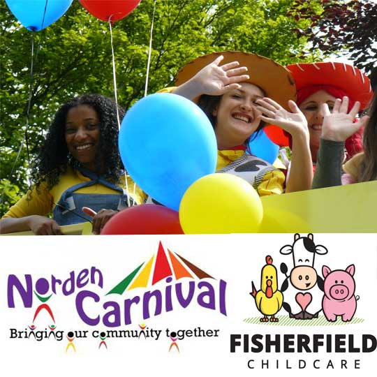 Come and join us at Norden Carnival! image
