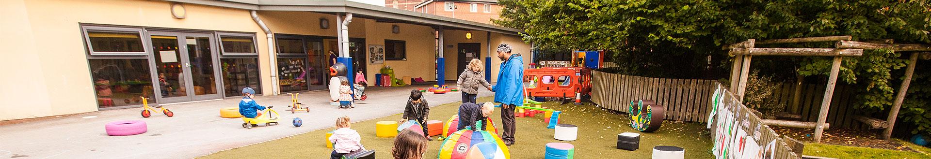 Redvales Day Nursery