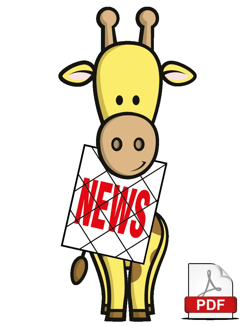 Gables Giraffe News image
